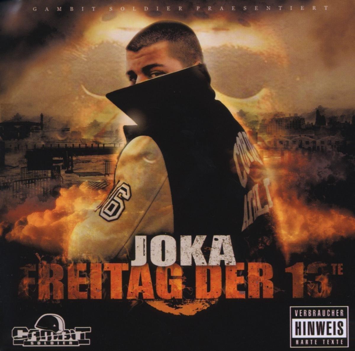 Freitag der 13te - Deutsche Rapper