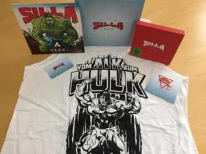 Vom Alk zum Hulk Box Inhalt