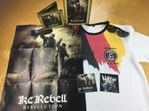 Rebellution Box Inhalt