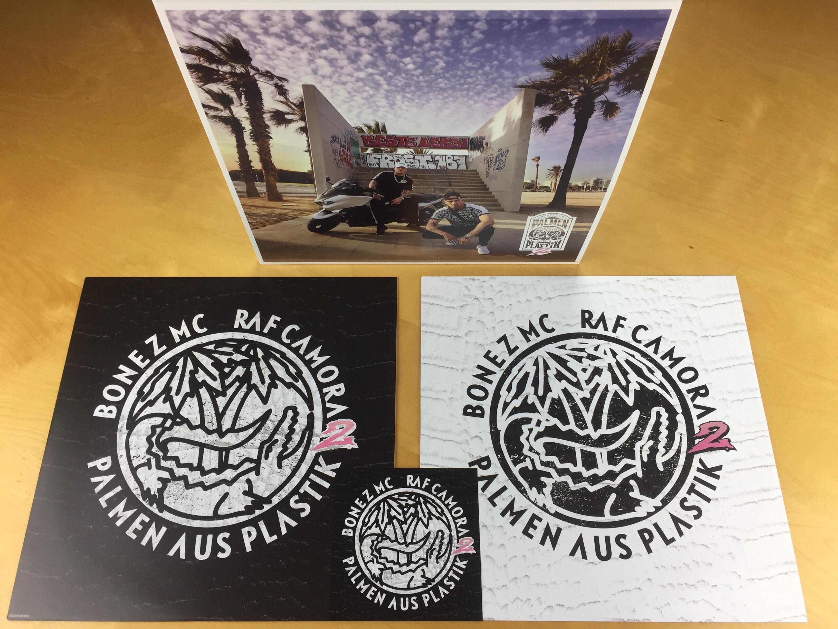 Bonez Mc Raf Camora Palmen Aus Plastik 2 Cover Features