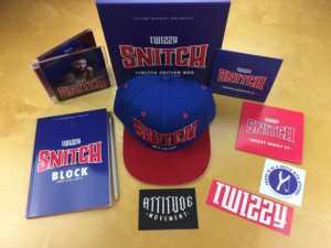 Snitch Box Inhalt