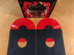 Nimmerland Vinyl Inhalt