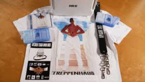 Treppenhaus Box Inhalt