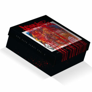 Der alte Achti Vol. 2 Box