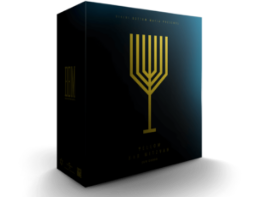 Yellow Bar Mitzvah